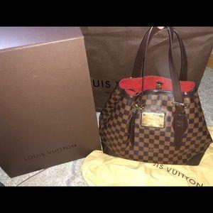 Authentic Louis Vuitton Hampstead MM